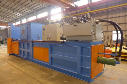 Upcoming installation of GB-1111 CSS to a major recycler in the mid-west.