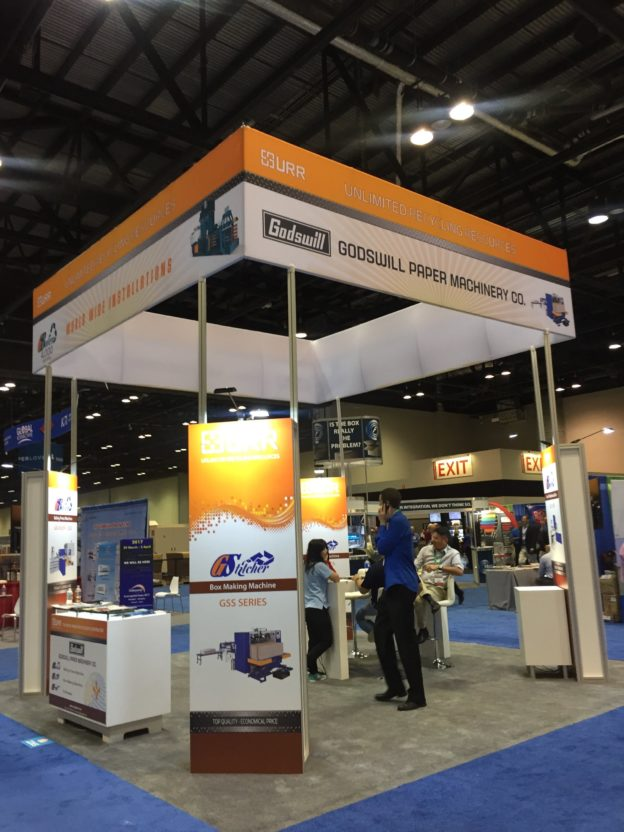 WasteExpo 2019 – Las Vegas Convention Center, Booth # 2421